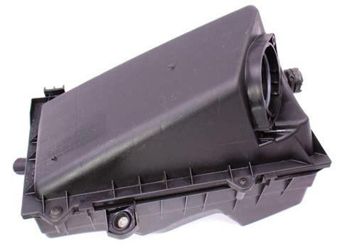 air intake cleaner filter box airbox   vw jetta golf mk     bp