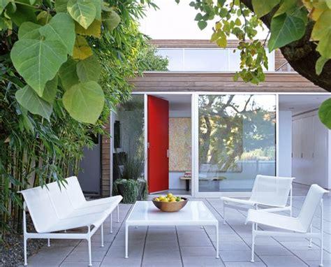 idee deco jardin moderne petite terrasse design ideeco