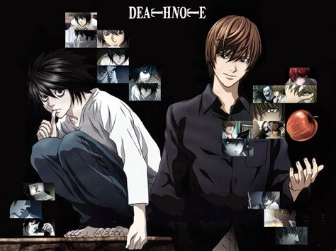 anime death note rese a libros del infinito rese 241 a anime death note