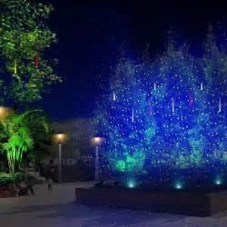 suny outdoor holiday green firefly laser blue led landscape light garden xmas ebay