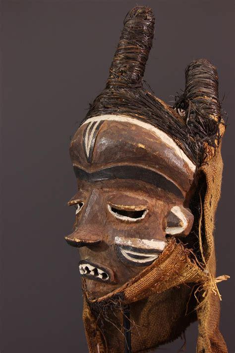 Épinglé sur Masques africain