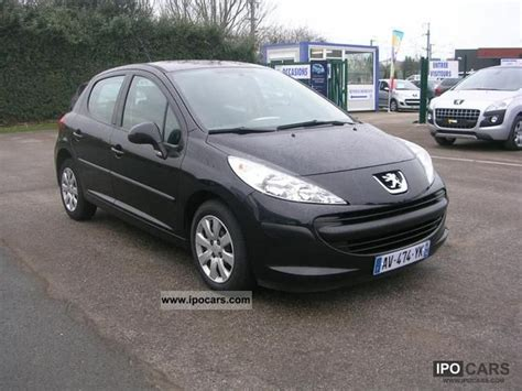 2008 peugeot 207 1 4 hdi70 trendy 5p car photo and specs
