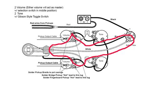 Emg Le Paul Wiring Diagram by Pimp My Axe The Six String Bliss Guitar Community