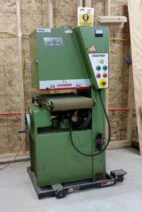 New Sander for the Woodworking Shop - The MakerBarn A
