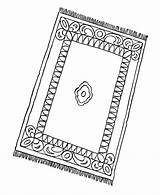 Coloring Early American Rug Pages Society Printables Usa America sketch template