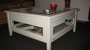 Table Basse Fly Occasion : fly et table basse le bois chez vous ~ Teatrodelosmanantiales.com Idées de Décoration