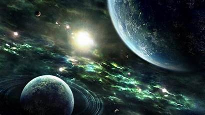 Space Earth Background Desktop Beginning Backgrounds Colonisation