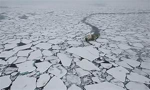 Major Storm Accelerated Arctic Sea Ice Loss, Study Finds ...