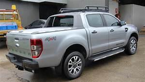 Ford Ranger Wildtrack : ford ranger wildtrak roof racks ~ Dode.kayakingforconservation.com Idées de Décoration