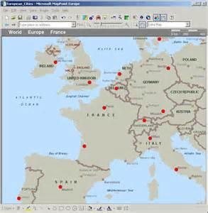 European Cities week 5 (minus Orleans)   Classical Help ...