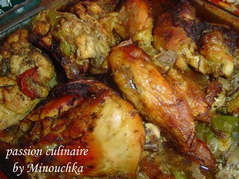 recette cuisine poulet recettes poulet au four