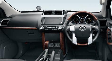New Toyota Land Cruiser Prado TZG photo, Black color ...