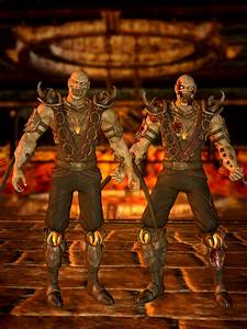 Baraka Alternate - Mortal Kombat 9 by romero1718 on DeviantArt