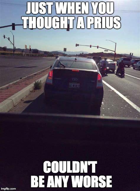 Prius Memes - once a prius always a prius