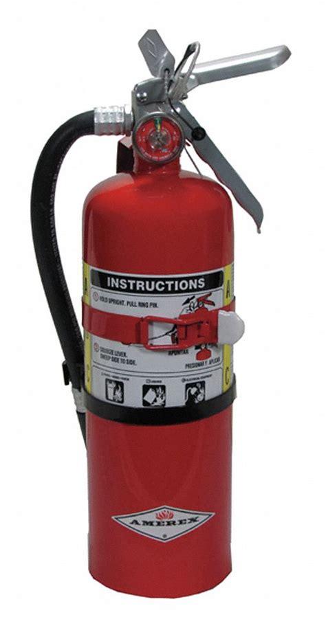 amerex fire extinguisher dry chemical monoammonium