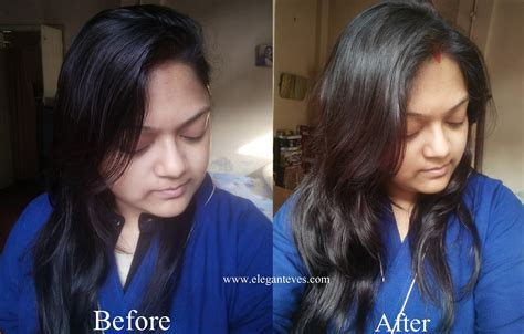 review  wow apple cider vinegar shampoo beforeafter