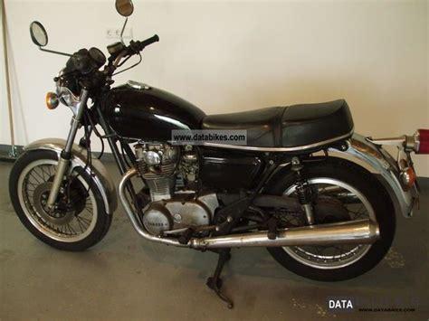 1981 Yamaha Xs 650 Type 447