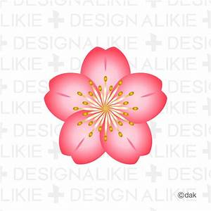 Cherry Blossom Flower Clip Art | Wallpapers Gallery