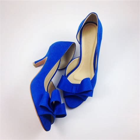 2017 Good Royal Blue Wedding Shoes Inspiration Ideas