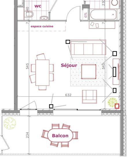 salon cuisine 30m2 sejour cuisine 30m2 cuisine en image