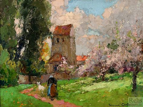 painting  edouard leon cortes artist edouard leon cortes paintings