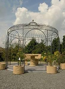 Pavillon Metall Rund : gartenlaube garten pavillon rosenpavillon pavillon eisen pavillon metall rund antwerpen ~ Eleganceandgraceweddings.com Haus und Dekorationen