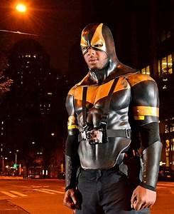 Real life superheroes transform into masked vigilantes to ...