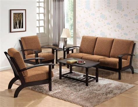 sofa set wood yg331 wooden sofa set home office furniture philippines