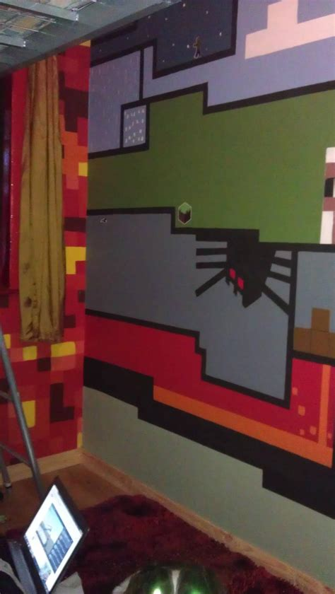 Minecraft Themed Room Ideas by Minecraft Living Room Ideas For Xbox Home Delightful