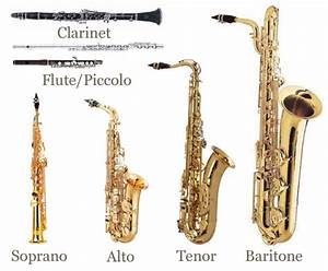 Image Gallery woodwind