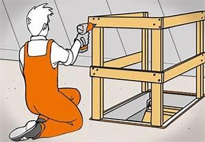 Dachbodentreppe Selber Bauen : treppengel nder holz bausatz ~ Lizthompson.info Haus und Dekorationen