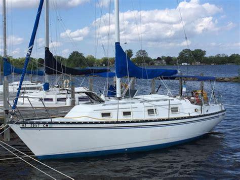 hunter cherubini   oshkosh wisconsin sailboat