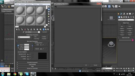 solved problem  material editor  ds max autodesk