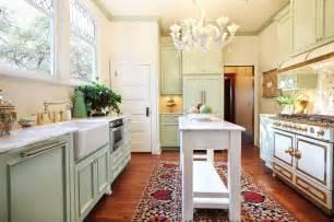 narrow kitchen island for galley kitchen design with