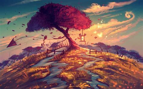 Artistic Anime Wallpaper - artistic wallpaper hd wallpapers pulse