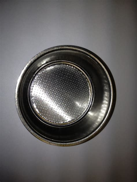 2 Cup Filter Basket For Brass Style Boiler
