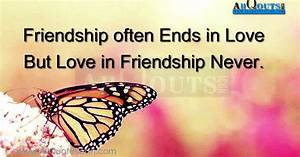 Best Friendship Quotes and Inspirational Thoughts in Life ...