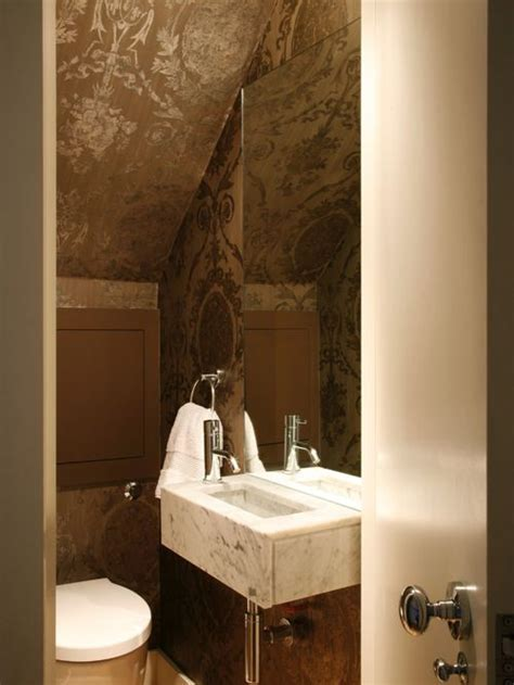 Small Powder Room   Houzz