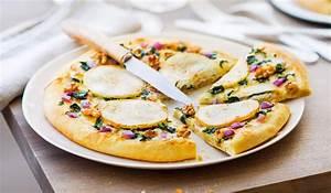 Recette Pizza Chevre Miel : pizza ch vre miel noix ~ Melissatoandfro.com Idées de Décoration