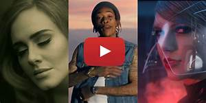 Most Popular Music Videos of 2015 - YouTube Lists Top 10 ...
