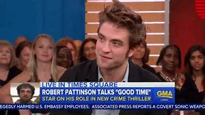Robert Pattinson Australia   24/7 Career News & Updates ...