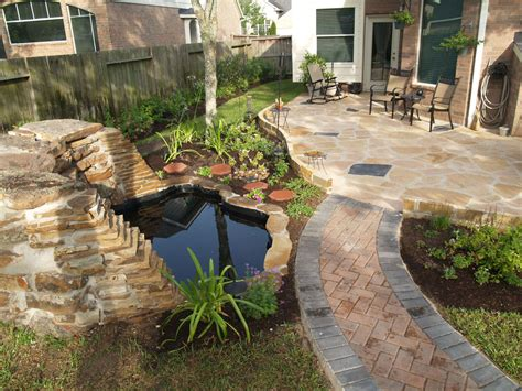 Tiny Backyard by Small Backyard Landscaping Concept To Add Detail In
