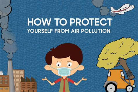 A Complete Guide To Protect Yourself From Air Pollution