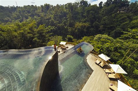 hanging gardens ubud infinity pools that will take your breath away
