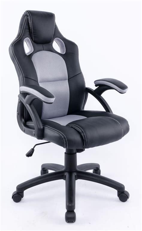 siege cing fauteuil de bureau baquet siège de bureau baquet racing