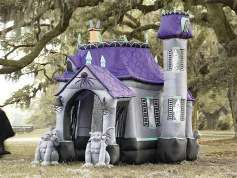 inflatable halloween haunted house halloween haunted