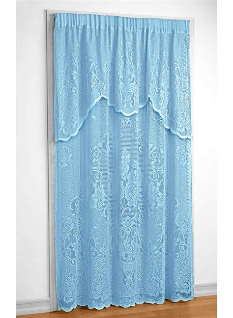Lace Drapery Panels by Lace Curtain Panels Carolwrightgifts