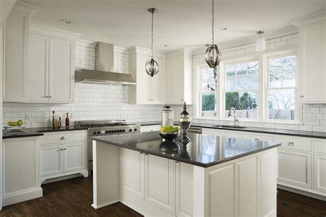 white kitchen cabinets boring  contemporary