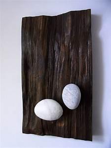 Holzbilder Mit Sprüchen : holzbilder mit aufgesetztem eisen holz stein von bernd kohl objekte in holz und stahl homify ~ Whattoseeinmadrid.com Haus und Dekorationen