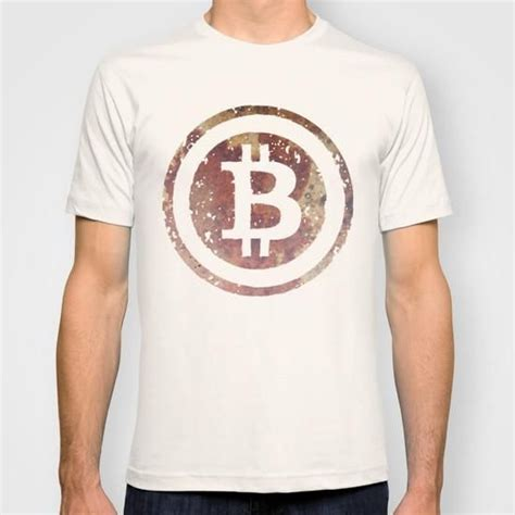 Whether you're an investor, miner. Bitcoin Mens Cotton T-Shirt Cotton   Mens cotton t shirts ...